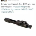 Convert Your AR15 to Full Auto For Just $169