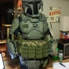 Boba Fett Tactical Combat Suit