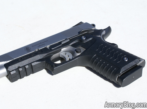Recover Tactical CC3 1911 Grip & Rail System