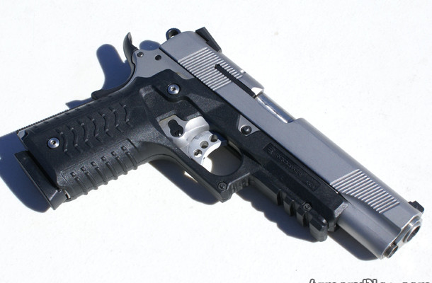Recover Tactical CC3 1911 Grip and Rail System Review