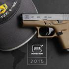 FDE Glock 42 From Lipsey's