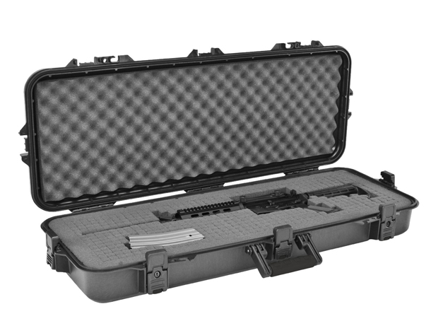 hard single rifle case Frankenthal