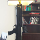 The Kel-Tec KSG Shotgun Lamp