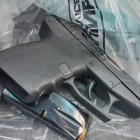 Mechanic Finds Pistol in Truck Door Panel