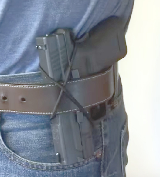 bungee-holster