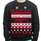 Gun Ugly Christmas Sweaters