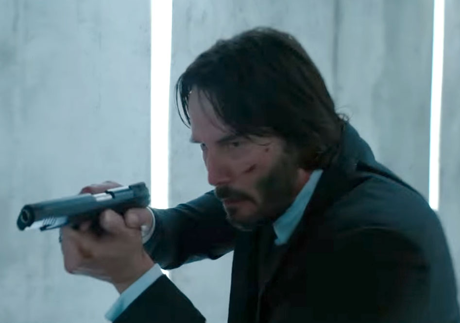 Kimber Warrior 1911 in John Wick 2
