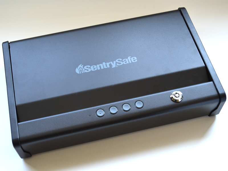 Sentrysafe Xl Quick Access Pistol Safe Review Armory Blog